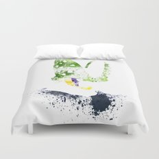 The Perfect Warrior Duvet Cover