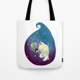 Hope for the Poles Tote Bag