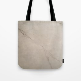 Faux Marble Tote Bag