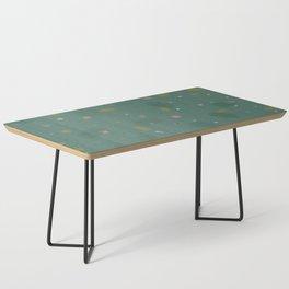 Vintage Pattern Coffee Table