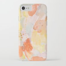 Abstract Watercolor iPhone 7 Slim Case