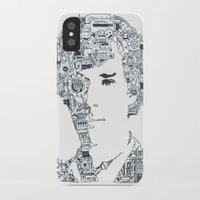benedict cumberbatch iPhone & iPod Cases featuring Benedict Cumberbatch by Ron Goswami
