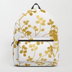 Golden Vines #society6 #decor #buyart Backpacks