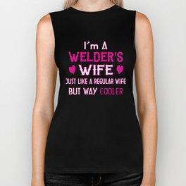 Welder's Wife Biker Tank