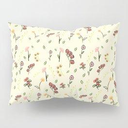 Romantic Peach Pillow Sham
