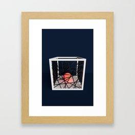 Cell Framed Art Print