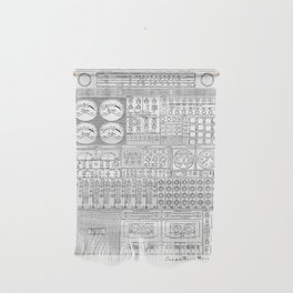 Music Machine Wall Hanging