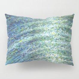 Shimmerin Ocean Wave Reflections Pillow Sham