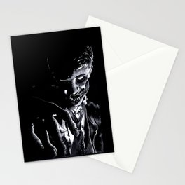 Pretend Like I'm Dead Stationery Cards