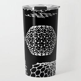 carbon Travel Mug