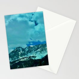 Sleeping Indian Stationery Cards