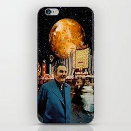 Casino In The Cosmos  iPhone Skin