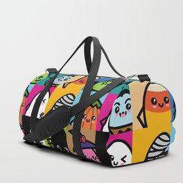 Creepy Eggs Series - Halloween Duffle Bag