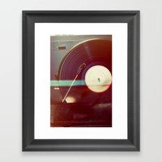 Spin it Framed Art Print
