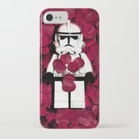 american beauty iPhone & iPod Cases featuring American 'Trooper' Beauty by Peter Devine