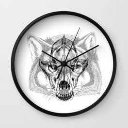i can see right through you Wall Clock