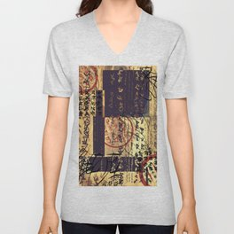 subscript anthology Unisex V-Neck
