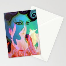 Queen of the Damned Stationery Cards