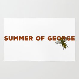 Summer of George Costanza Rug