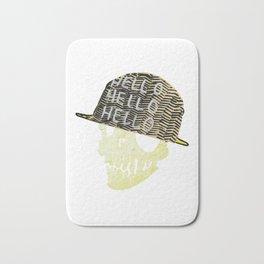 hell[o] Bath Mat