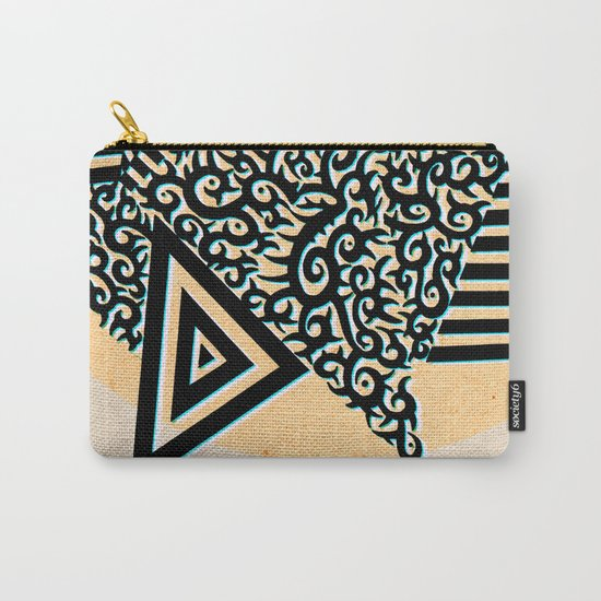 - confess - Carry-All Pouch