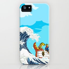 Link adventure iPhone Case