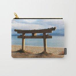 Naoshima Torii Carry-All Pouch