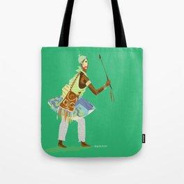 ORIXAS_ oxossi Tote Bag