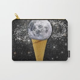 MOON ICE CREAM Carry-All Pouch