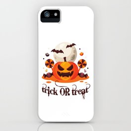New Halloween Online Gifts iPhone Case
