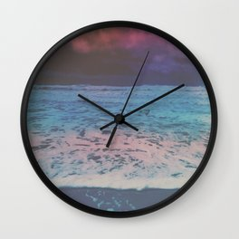 WHALE TO NOTHING Wall Clock
