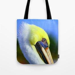 Pelican in Ft. Myers Tote Bag