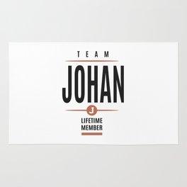 Johan Lifetime Member Rug
