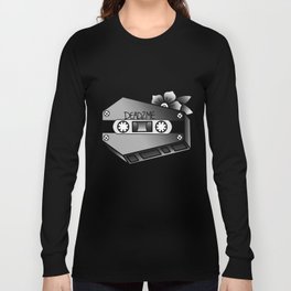 coffin tape Long Sleeve T-shirt