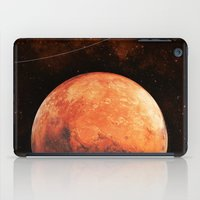 mars iPad Cases featuring MARS by Alexander Pohl