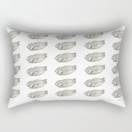 Seashell Rectangular Pillow