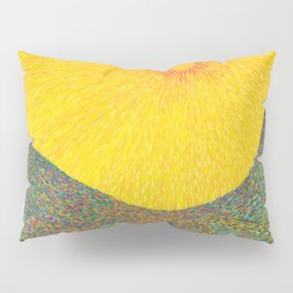 Here Comes the Sun - Van Gogh impressionist abstract Pillow Sham