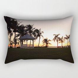 Game of Love Rectangular Pillow
