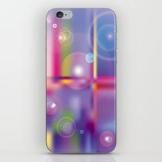 Frosted Glass  iPhone & iPod Skin