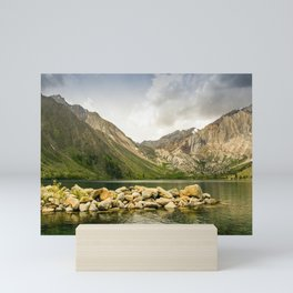 Convict Lake, Inyo National Forest, California Mini Art Print