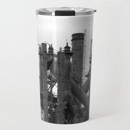 Bethlehem Steel Blast Furnace 7 Travel Mug