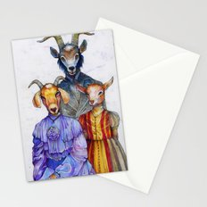 the van Goatsians Stationery Cards