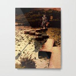 Hibakusha Metal Print