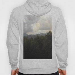 Stormy Day In The Mountains  Hoody