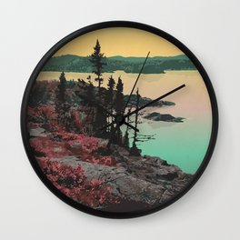 Pukaskwa National Park Wall Clock