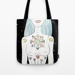 Sacred Sisterhood Tote Bag