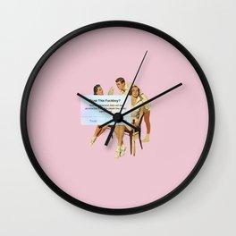 don't trust Wall Clock