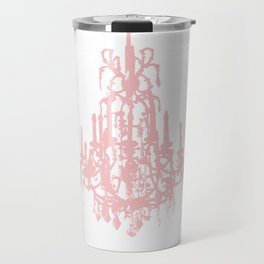 Crystal fading Travel Mug