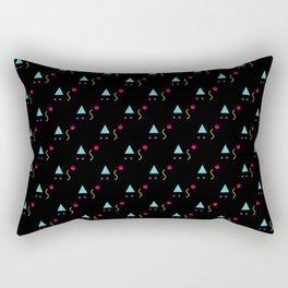 Get Bent Rectangular Pillow