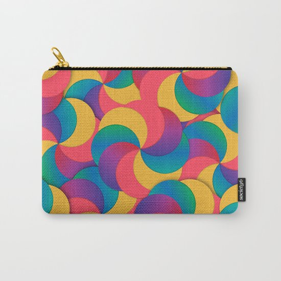 Spiral Mess Carry-All Pouch